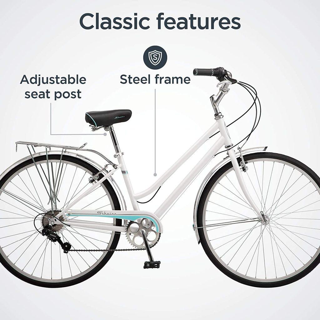 best hybrid bike for women