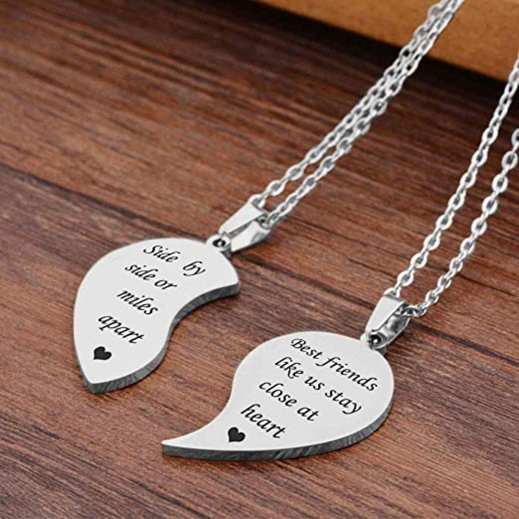 Best Friend Necklaces